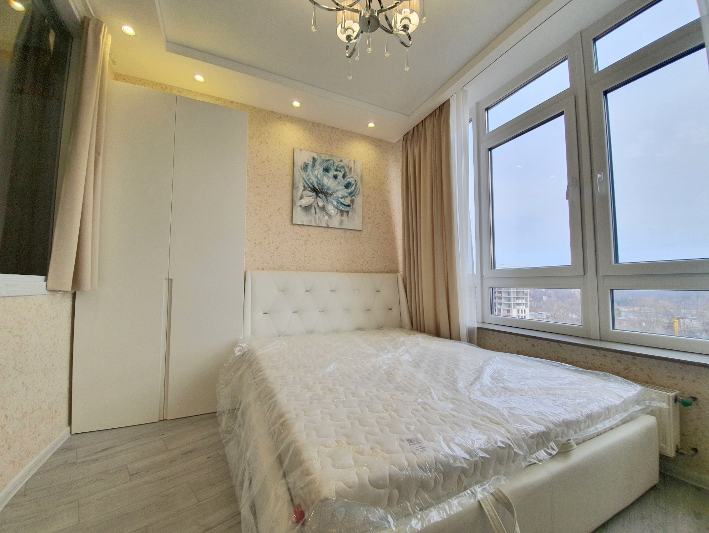 продажа однокомнатной квартиры номер A-144076 в Приморском районе, фото номер 13